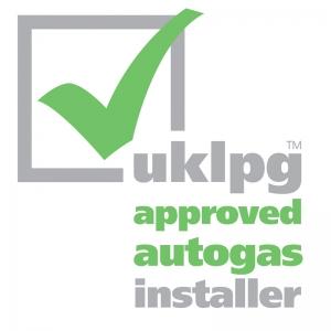 Approved Installer Logo